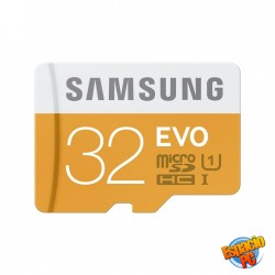 Samsung 32GB EVO microSDHC