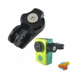 Adaptador a estándar 1/4 de pulgada para cámaras de acción