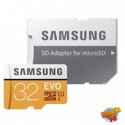 Memoria Samsung Micro Sd 32gb